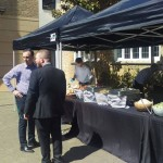 Fabulous Weather For A Corporate Event in London