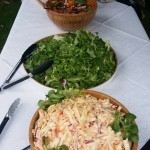 Hog Roast Side Salads
