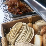 Crispy Crackling and Fresh Bread Rolls and Wraps