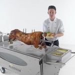 Spittingmn Pig London Chef