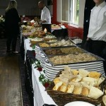 Hog Roast Catering Set Up