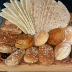 Artisan Bread Rolls and Wraps
