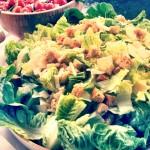 Fresh Crunchy Salads